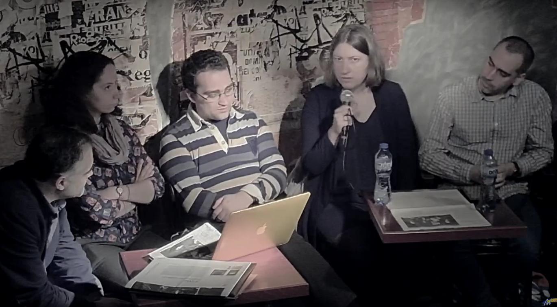 Литературен салон SPIRT & SPIRIT представя авторите на редакторския манифест ΧΑΟΣ